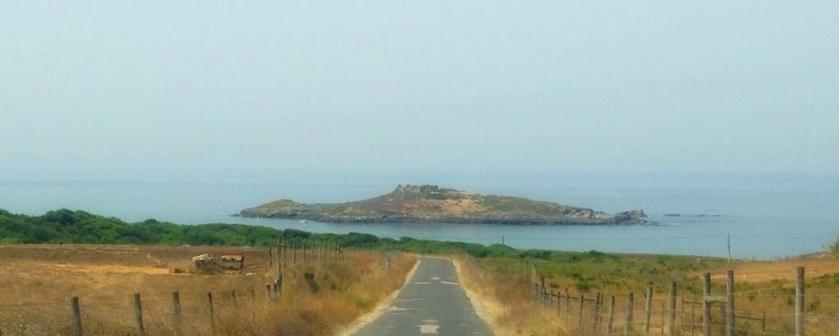 Porto Covo - Ilha do Pessegueiro